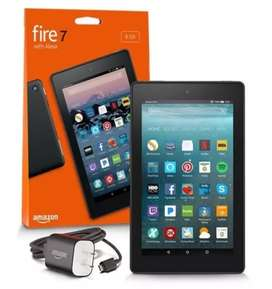 Tablet Amazon Fire 7 8gb Quadcore Alexa Doble Camara Wifi