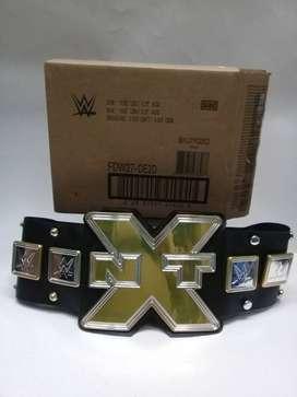 CINTURON TITULOS DE LA WWE UNIVERSAL CHAMPIONSHIP XNT