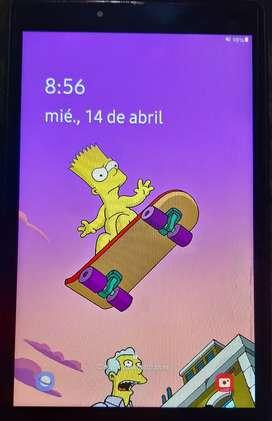 Vendo tablet Samsung TabA