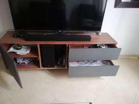 Vendo mueble de sala para tv
