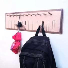 Recibidor y organizador de objetos
