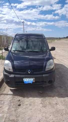 Vendo Renault kangoo por motivo de viaje
