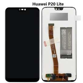 Pantalla Display Tactil Huawei P20 Lite Lcd VIDRIO TEMPLADO