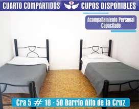 Cupo hogar geriátrico ángeles cuidadores Girardot