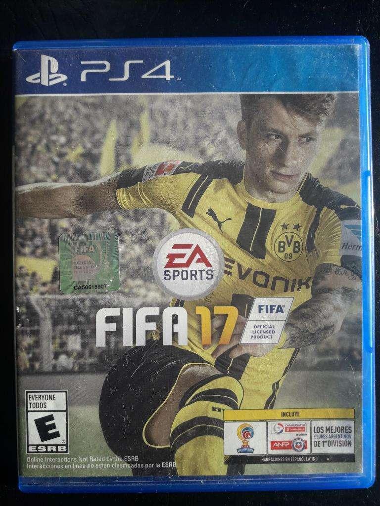 Fifa 17 para PlayStation 4 0