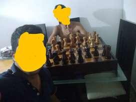 Se vende ajedrez gigante