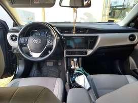 Vendo/permuto menor valor, por otro Toyota ( Yaris, Etios o Corolla modelo 2016/2017). Escucho ofertas