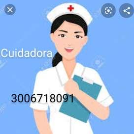 CUIDADORA / NIÑERA