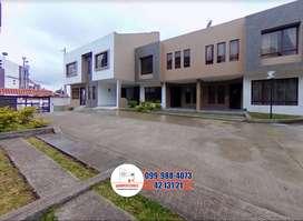 Casas en venta dentro y fuera de condominio de 3 plantas, Cuenca (C745)