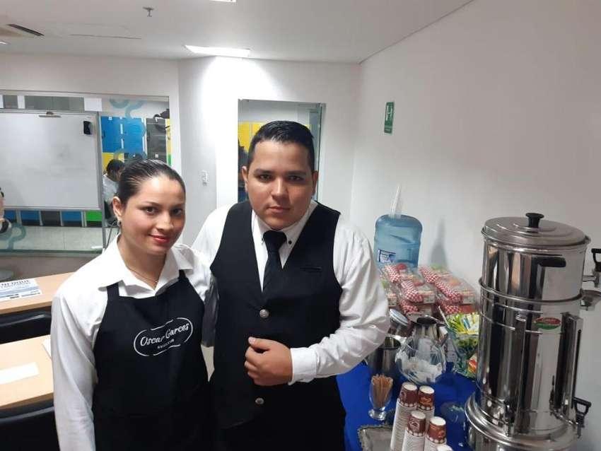 ESTACIONES DE CAFE, MESEROS PROFESIONALES, ALQUILER DE MENAJE 0