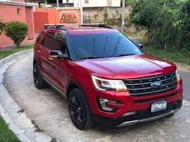 FORD EXPLORER XLT 2017 4 CILL