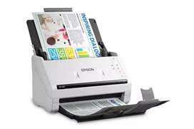 Escaner Epson Ds 530 NUEVO
