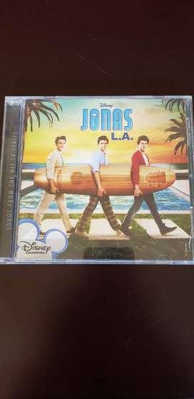 JONAS L.A. Disney Channel