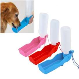 Botella Agua Portatil Perro o Gatos