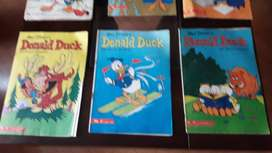 Comics Holandeses Pato Donald Años 60