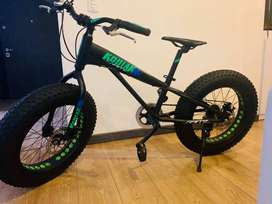 Bicicleta Gw Kodiak Niño Rin 16