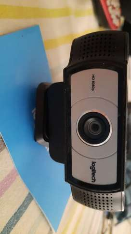 VENDO CAMARA LOGITECH 930 FULL HD ALTA RESOLUCION