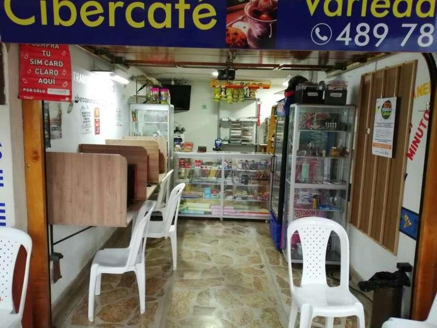 Se Vende Café Internet 0