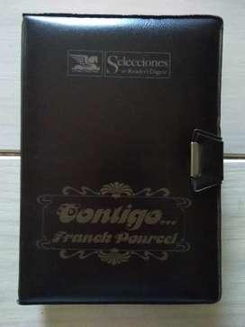 Cassettes Contigo Franck Pourcel