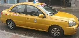 Vendo taxi amarillo matriculado 2020 listo para trabajar