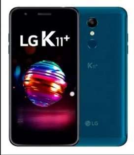 Celular LG k11 nuevos