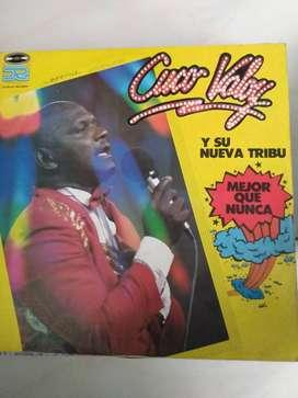 DISCOS LP CUCO VALOY, WILLIE COLON, $15.000 CADA UNO