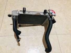 Radiador para moto R15 yamaha