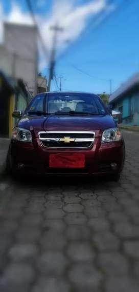 Chevrolet Aveo Emotion Advance