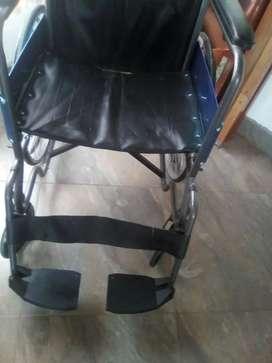 A la venta silla ruedas negociable