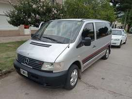 Mercedes benz vito impecable