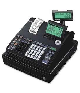 Se vende Registradora Casio con lector de código de barras nuevos y orginales