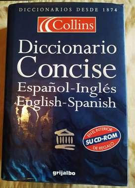 Diccionario Inglés-español Collins Concise