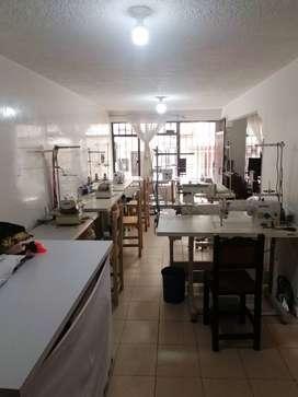 Personal para taller de emsamble de ropa femenina
