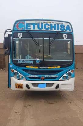 Bus Mercedes-Benz Carrocería Marcopolo