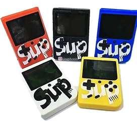 Mini Consola Sup Game Box Tipo Game Boy 400 Juegos