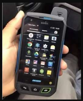 Smartphone Antiexplosivo zona Atex 1/21dv1 Sonim