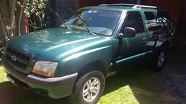 Chevrolet blazer manual 4 cilindros