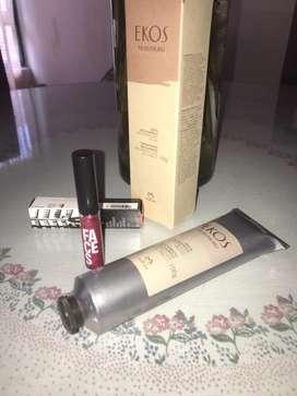 Kit para el cabello y labios