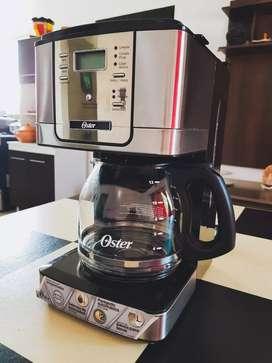 Vendo Cafetera Oster como nueva!!