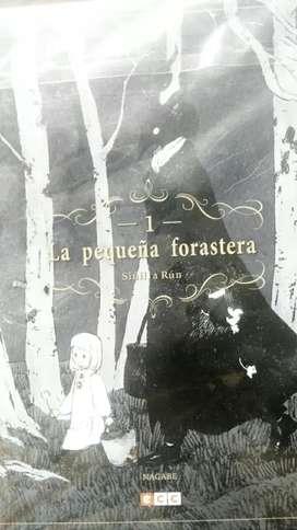 Manga La pequeña forastera - Siúil, a Rún TOMO 1