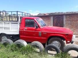 Se vende camioneta flamante