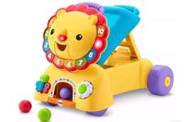 Leon caminador fisher price