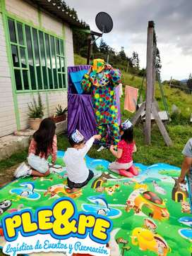 JUEGOS AL AIRE LIBRE | PERSOANJES | FIETAS INFANTILES | CABALLETES | DECORACIONES | REFRIGERIOS |BAUTIZOS | CUMPLEAÑOS