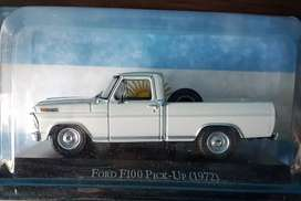 Coleccion de autos inolvidable ford f 100