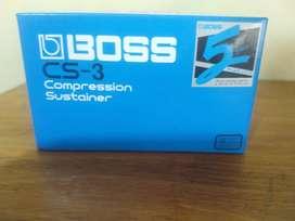 Pedal compression, Boss Cs-3