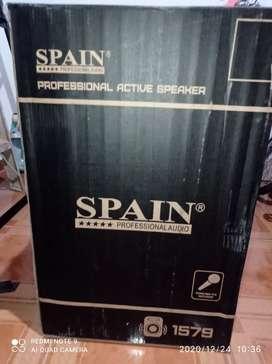 Cabina activa Spain