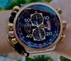 Reloj invicta aviador