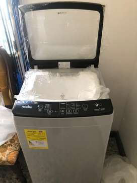 Nuevas lavadoras automáticas digitales mabe 9kg $990