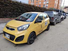 Taxi. Bogota. Afiliado Autolagos