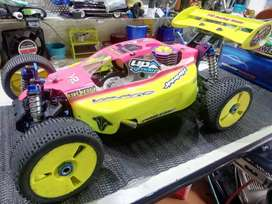 Carro Buggy radio control